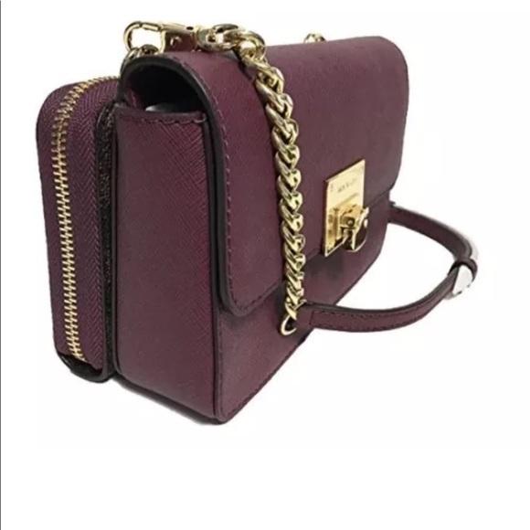 722729949733 Michael Kors Bags   Tina Crossbody Wallet   Poshmark